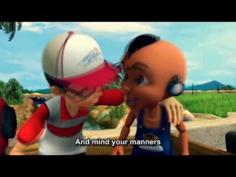 Geng Upin Ipin-ito(damai) video