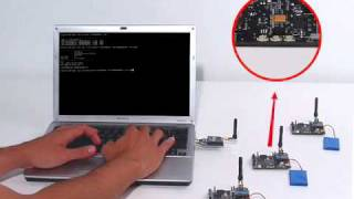 Over the Air Programming with ZigBee