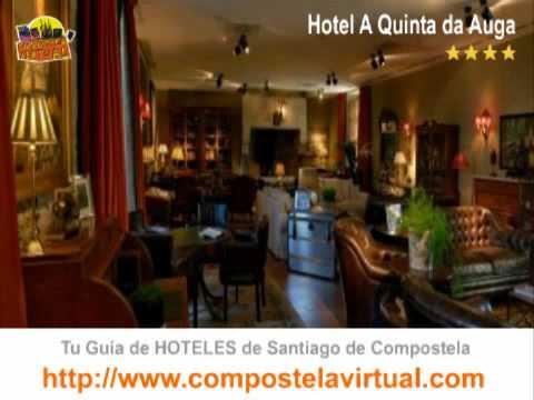 Hotel A Quinta da Auga, Santiago de Compostela Hoteles