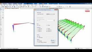 SAP2000-Pre-Engineering(Tapered Section) Design of Steel Structure 02/02