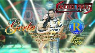 Download lagu SETIA UNTUK SELAMANYA ( GERLA ) GERY MAHESA & LALA WIDI  LIVE OM ROSI PRO MUSIC