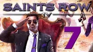 Saints Row IV - Gameplay Walkthrough Part 7- Hot and Cold