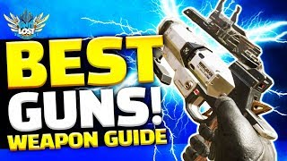 Apex Legends BEST Guns! (Weapon Guide!)