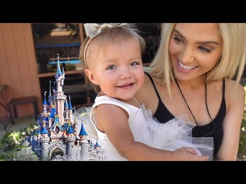 WE SURPRISE CUTEST BABY TWINS WITH TRIP TO DISNEY!!! thumbnail