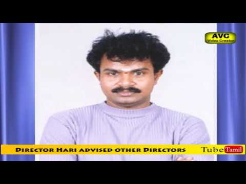 Director Hari advised other Directors