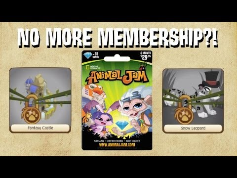 What happens when MEMBERSHIP EXPIRES runs out on Animal Jam