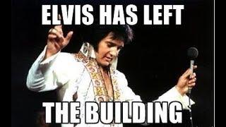 Las Vegas Killed Elvis