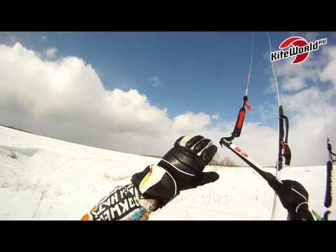 Видео : подольские поля 3 апреля 2012