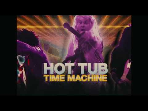 Hot Tub Time Machine - Home sweet home