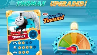 Thomas & Friends: Go Go Thomas - Make Your Engine Speed Increase with Thomas