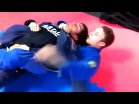 BJJ FLOW DRILL (Takedown all the way to Back) Image 1