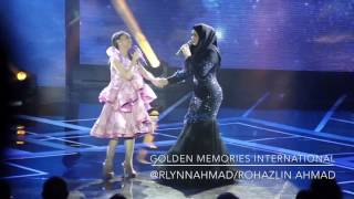 Kejora - Dato' Siti Nurhaliza & Lesti [LIVE GOMES]