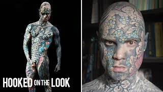 School Teacher Tattoos His Entire Body | HOOKED ON THE LOOK