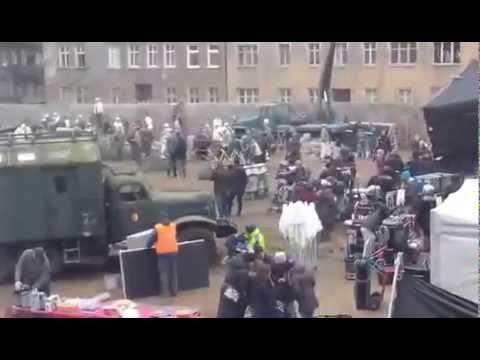 Spielberg Kręci Film We Wrocławiu