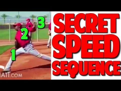 Baseball Pitching Mechanics | Aroldis Chapman Speed Sequence (Pro Speed Baseball)
