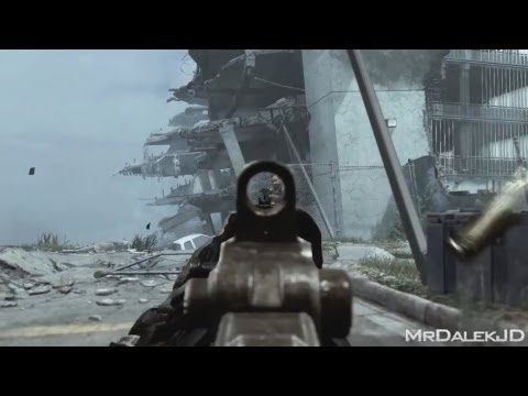 Call of Duty GHOSTS: Behind The Scenes Trailer - FULL Analysis of Plot, Engine, Multiplayer & MORE!