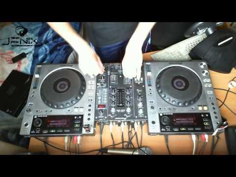 DJ Jenix - Summer Ravin Mix