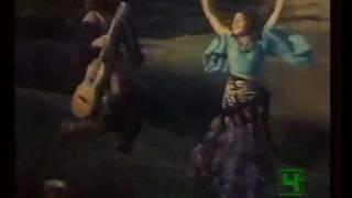 Огненная таборная пляска / Folk style Gypsy dance