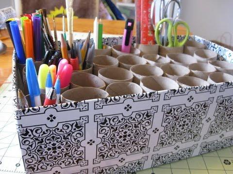 Идеи коробочек для мелочей