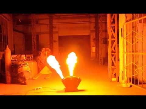 Генератор огня Disco ES 3H 180W