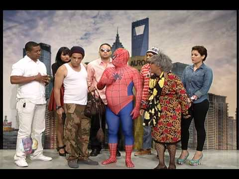 Boca De Piano es un Show - El Hombre Araña