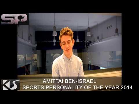 2014 - Sports Personality Nomination - Amittai Ben-Israel