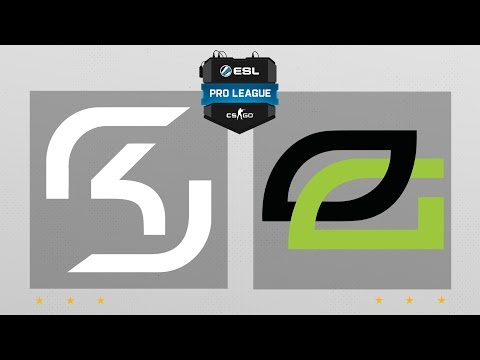 CS:GO - SK vs. OpTic [Train] Map 1 - ESL Pro League Season 5 - NA Matchday 16