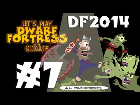 Dwarf Fortress 2014: Candy Quest - #7