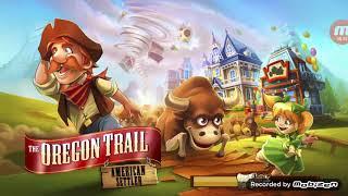 The Oregon trail ( présentation du jeux )