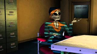 Let 39 S Platinum Grim Fandango 8 I Could Do Something Bad Right Now