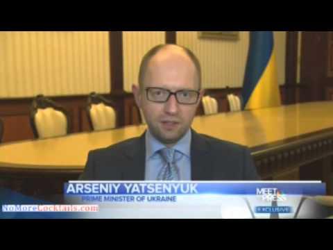 Ukraine PM: Biggest disaster of the 21 Century would be restoration of Soviet Union under Putin