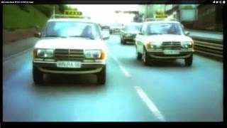 Mercedes-Benz E-Class W123 To W212 Trailer