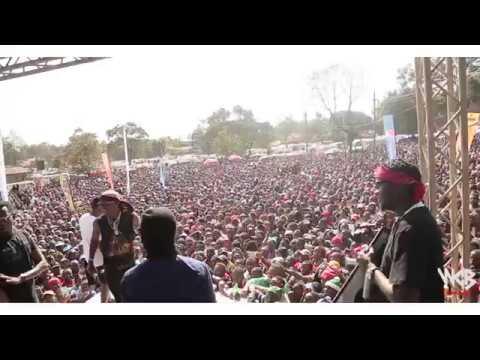 Harmonize Jiwe la Mwezi Clouds Fm (Arusha)