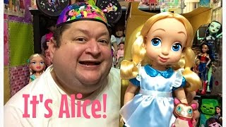 Disney Animator Collection - Alice in Wonderland Doll Review!✨