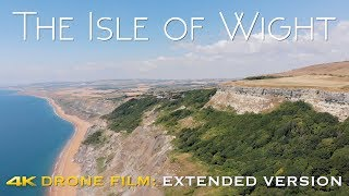 The Isle of Wight - Extended Drone Footage of the IOW