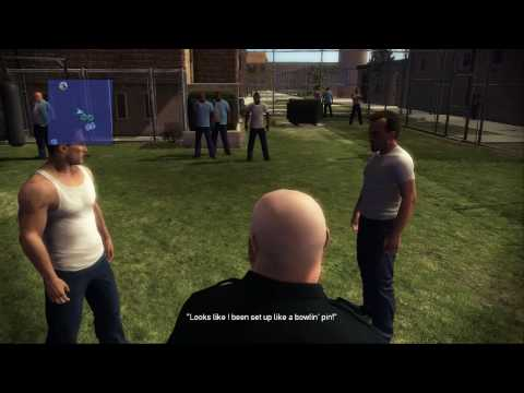 Prison Break : The Conspiracy - Gameplay PC (HD) Video