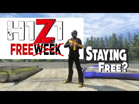 H1Z1 Staying Free to Play? (What's Best for The Game as of Now)