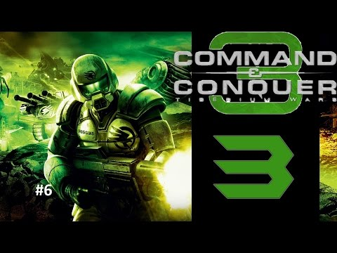 Command and Conquer 3 on hard  GDI Casabad