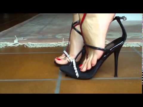 Red Toes, Sexy Feet, High Heels | Perfect Feet For You