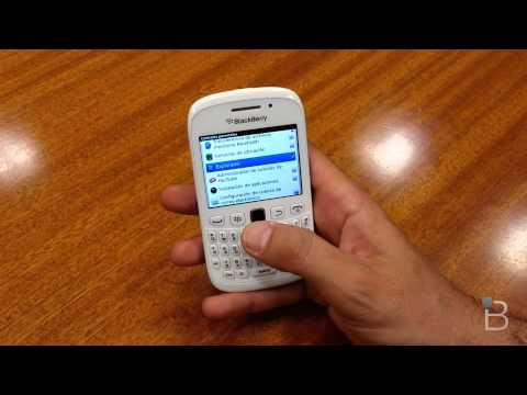 Lanzamiento BlackBerry Curve 9320