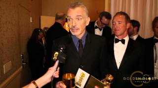 Golden Globe Awards - TV Series Best Actor Billy Bob Thornton – Fargo as Lorne Malvo
