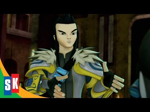 Slugterra: Slug Fu Showdown (2/5) Junjie Pushes Eli to Learn Slug Fu