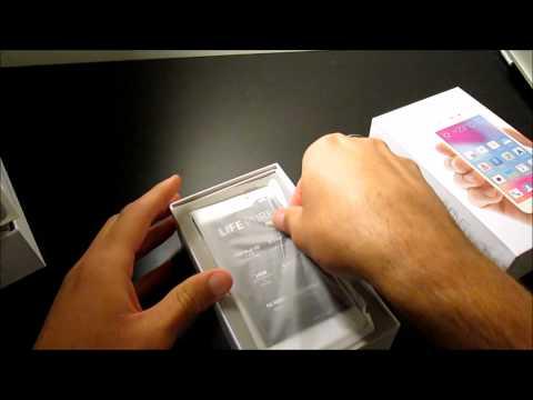 BLU Vivo 4.8HD and Life Pure Mini Unboxing