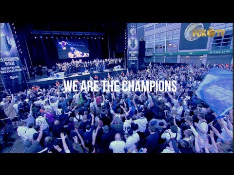 Fællessang: We Are the Champions | fcktv.dk