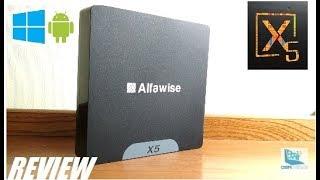 Купить Alfawise X5