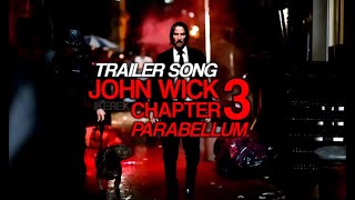 John Wick 3 Parabellum Trailer Song Andy Williams The Impossible Dream