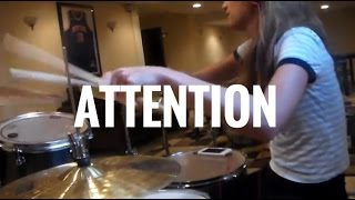 download lagu Attention By Charlie Puth Drum Cover gratis