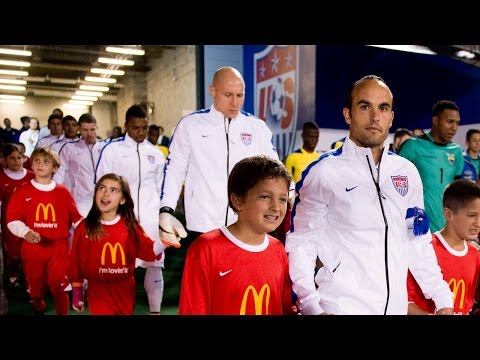 MNT vs. Ecuador: Highlights - Oct. 10, 2014
