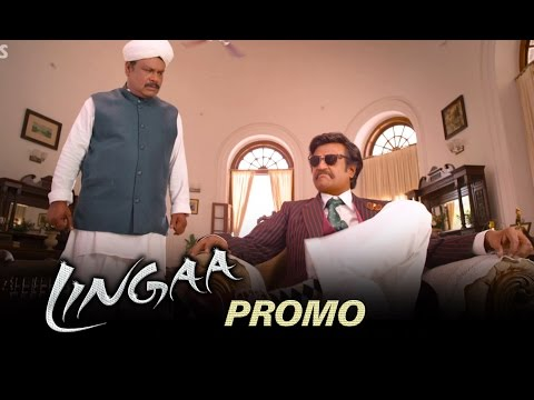 Lingaa (Hindi) | Dialogue Promo | Ft. Rajinikanth