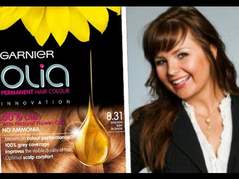 Garnier Olia Hair Color Final Thoughts Review Youtube